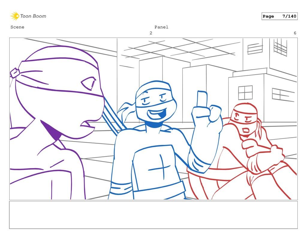 Scene 2 Panel 6 Page 7/140