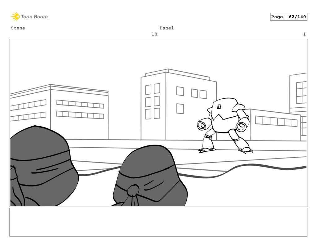 Scene 10 Panel 1 Page 62/140