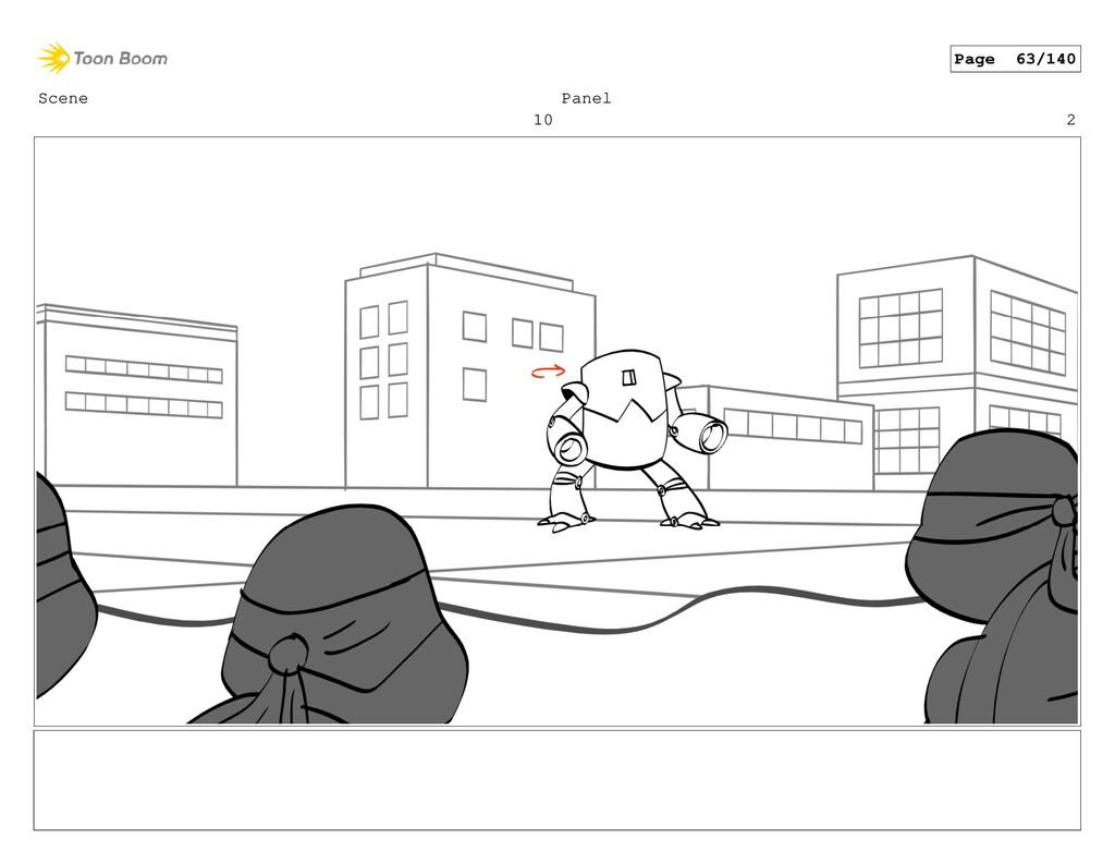 Scene 10 Panel 2 Page 63/140