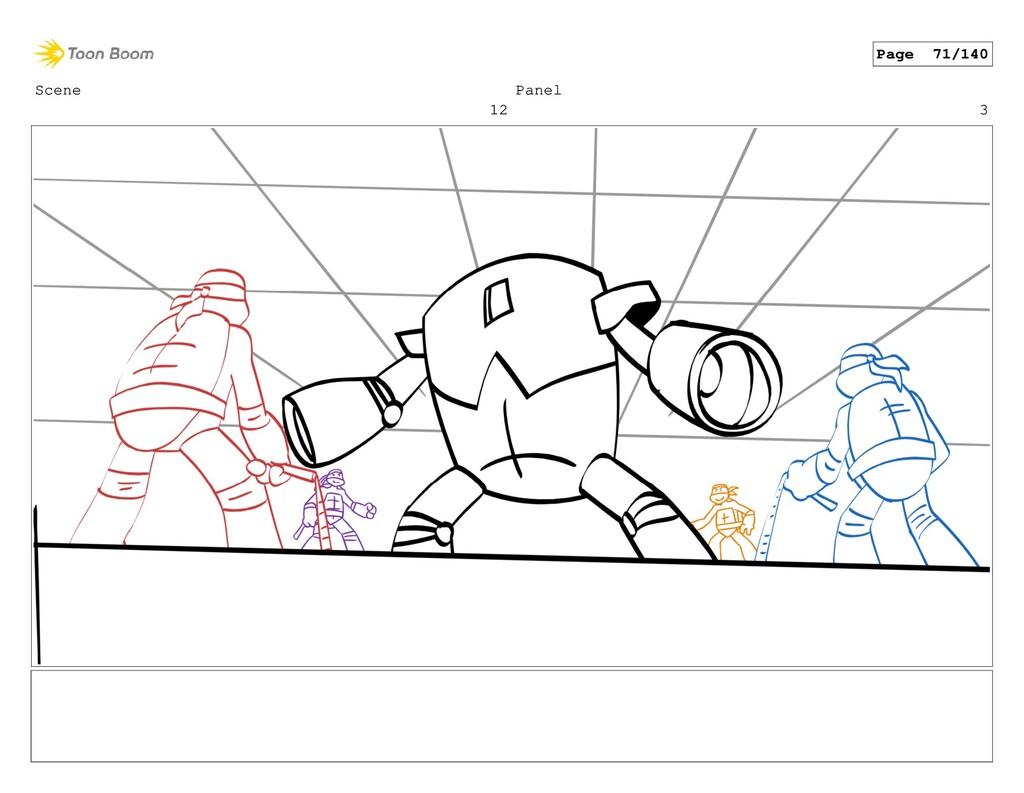 Scene 12 Panel 3 Page 71/140