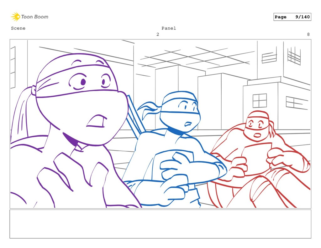 Scene 2 Panel 8 Page 9/140