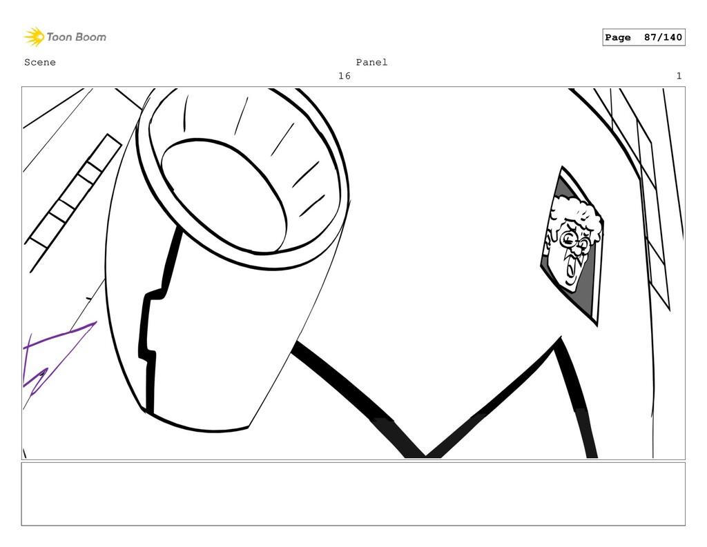 Scene 16 Panel 1 Page 87/140