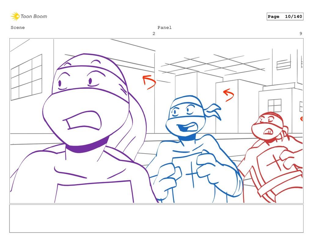 Scene 2 Panel 9 Page 10/140