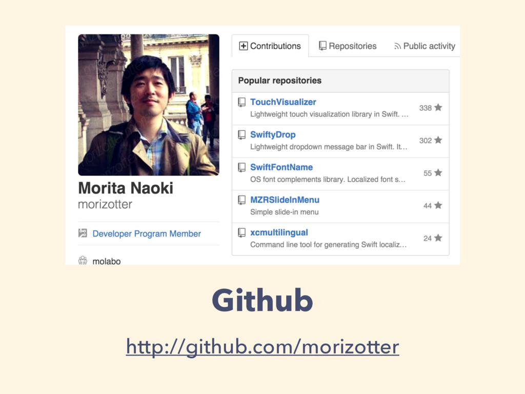 Github http://github.com/morizotter