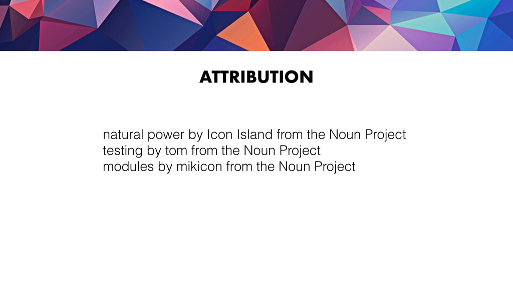 ATTRIBUTION natural power by Icon Island from t...