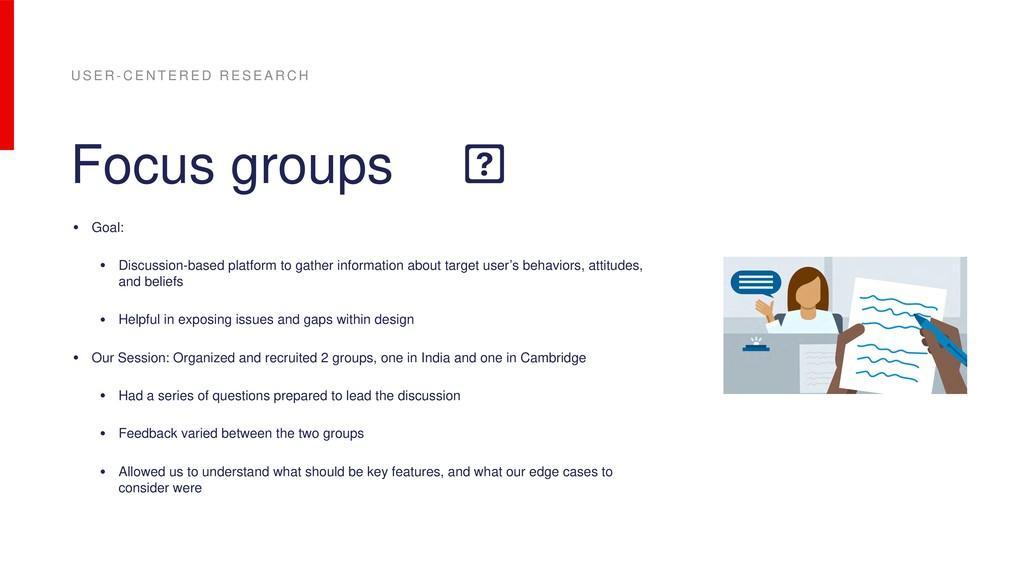 • Goal: • Discussion-based platform to gather i...