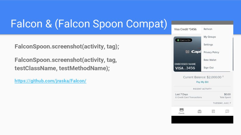 Falcon & (Falcon Spoon Compat) FalconSpoon.scre...