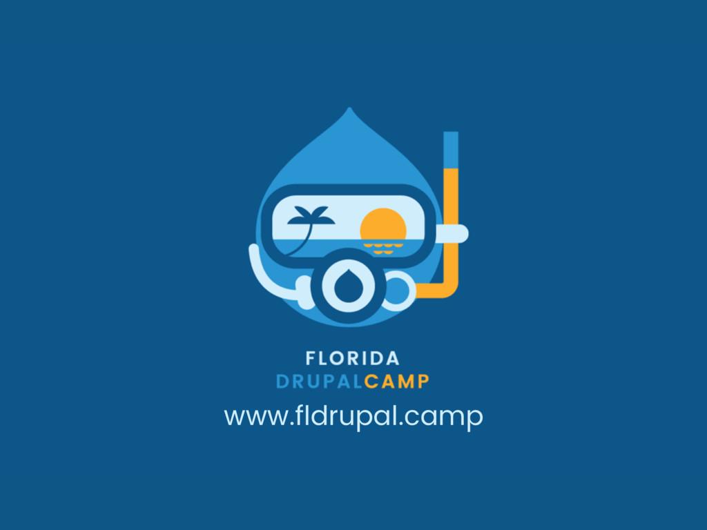 www.fldrupal.camp