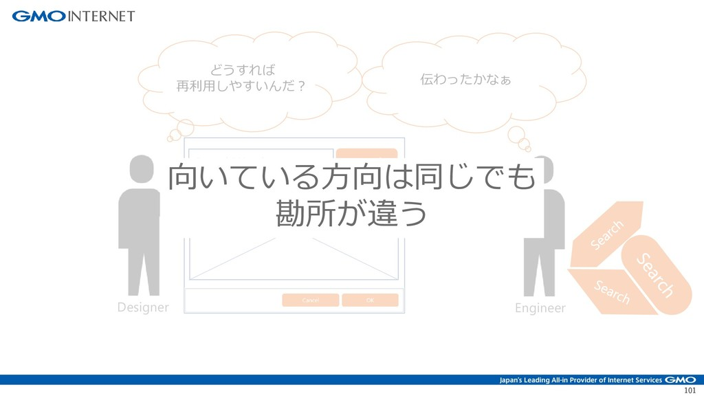 101 Designer Engineer Search SearchWord どうすれば 再...