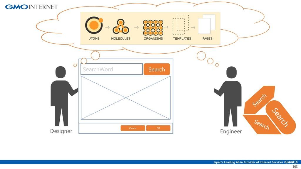 103 Designer Engineer Search SearchWord デザインシステム