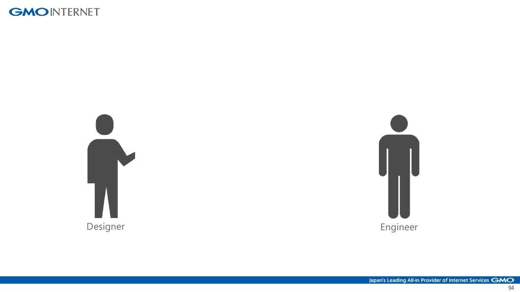 94 Designer Engineer