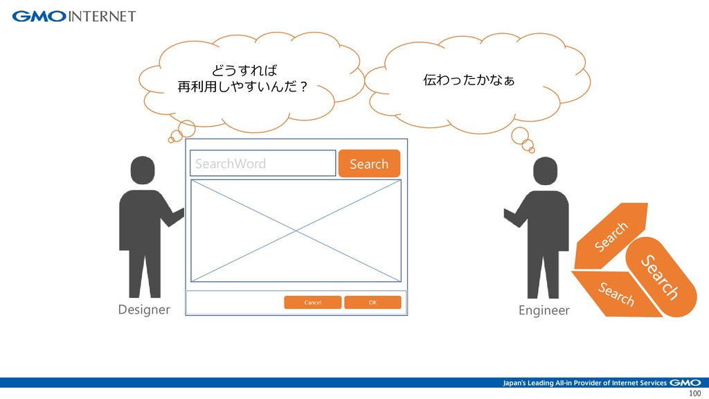 100 Designer Engineer Search SearchWord どうすれば 再...