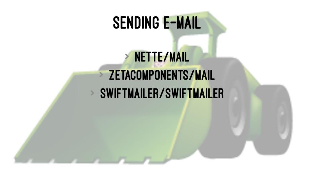 SENDING E-MAIL > nette/mail > zetacomponents/ma...