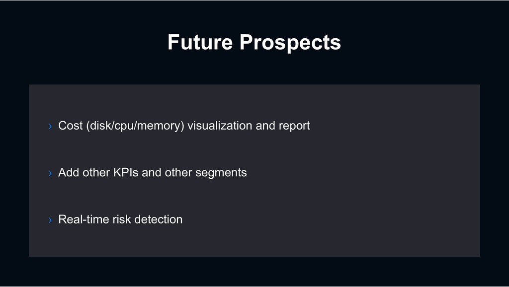 Future Prospects › Add other KPIs and other seg...
