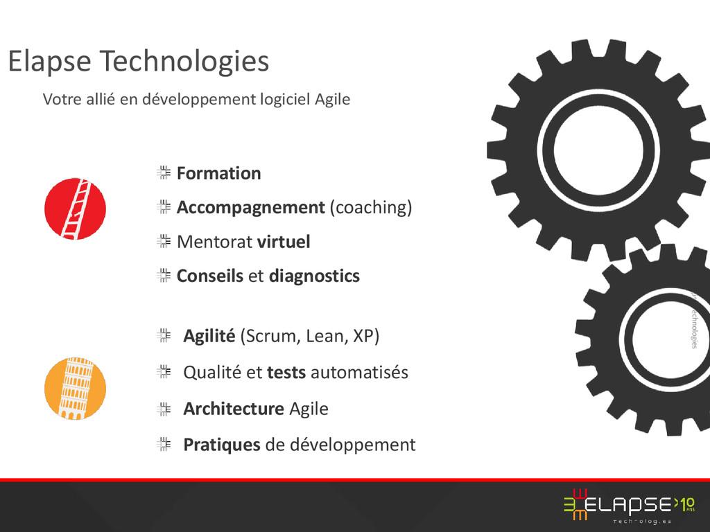 © 2014 Elapse Technologies Elapse Technologies ...