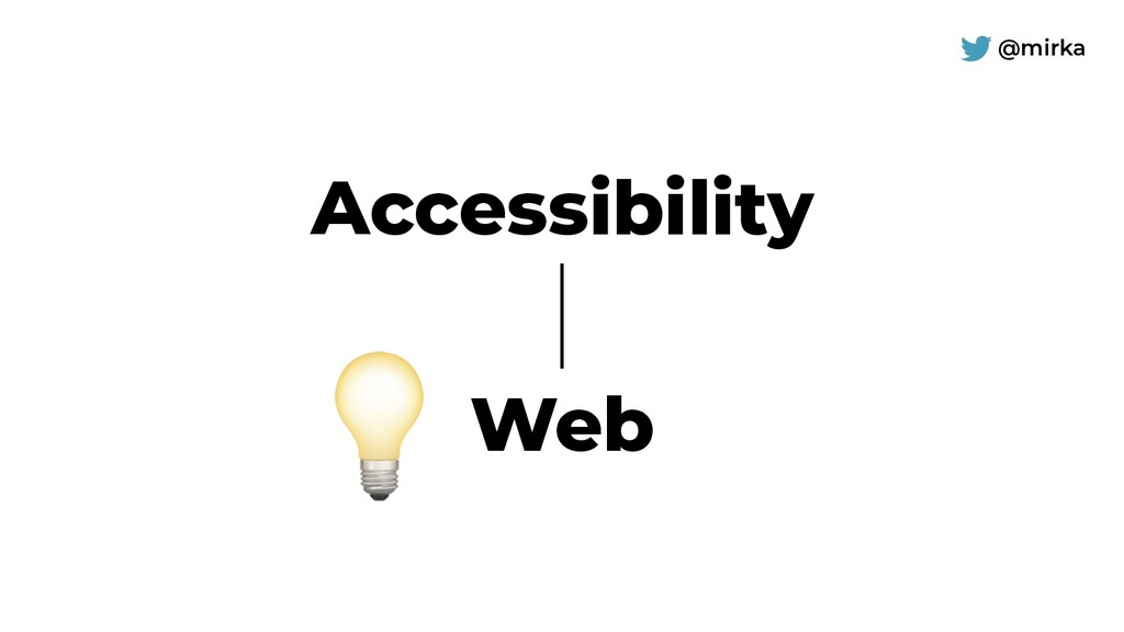 @mirka Accessibility Web