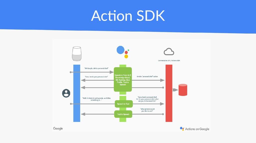 Action SDK