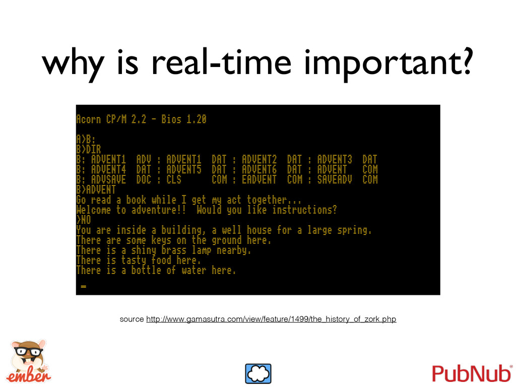 why is real-time important? source http://www.g...