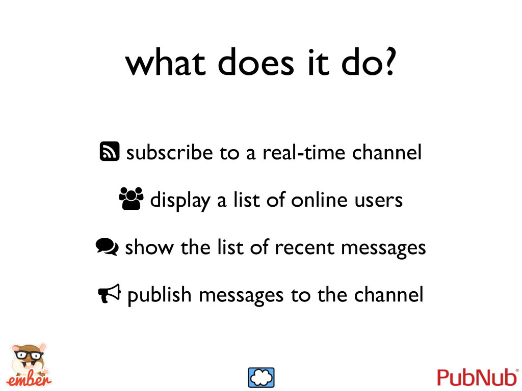 what does it do?  į subscribe to a real-time c...