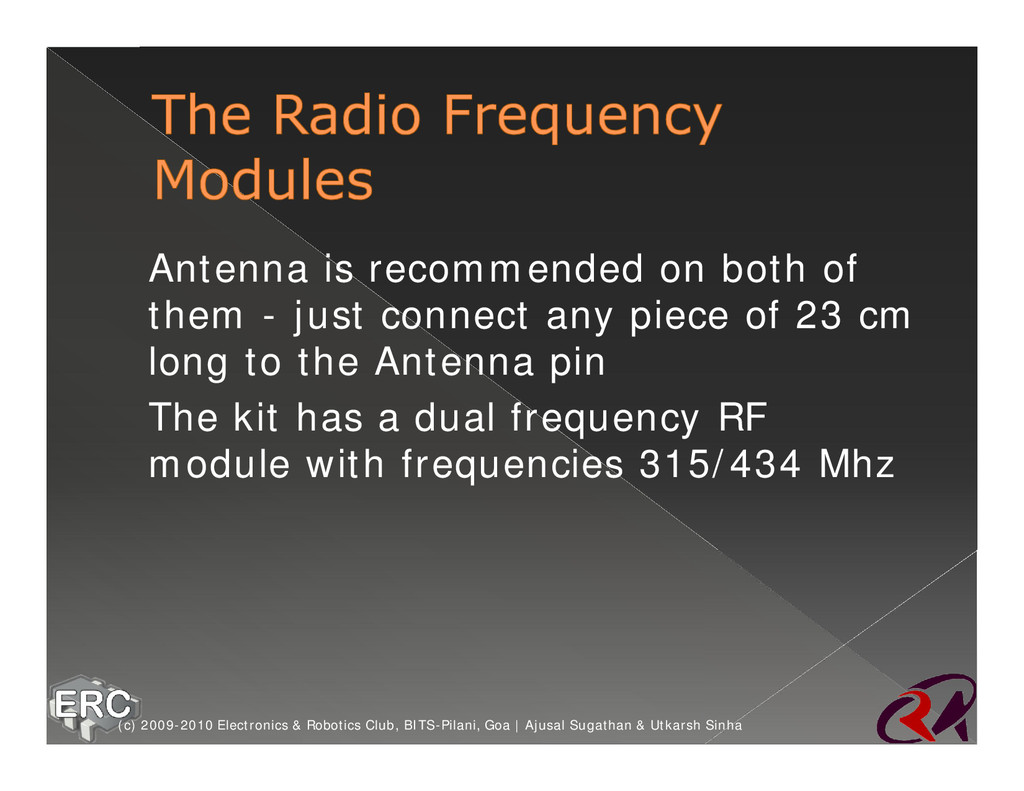 ž Antenna is recommended on both of them - just...