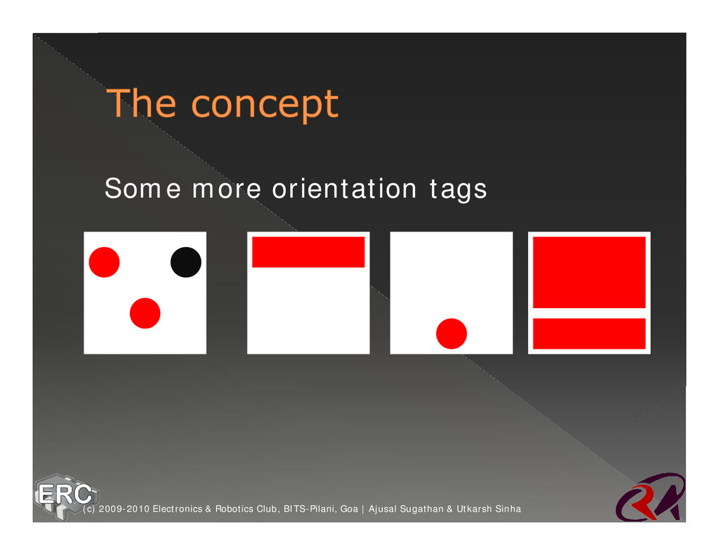 ž Some more orientation tags (c) 2009-2010 Elec...