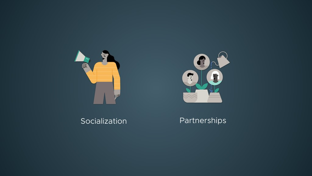 Partnerships Socialization