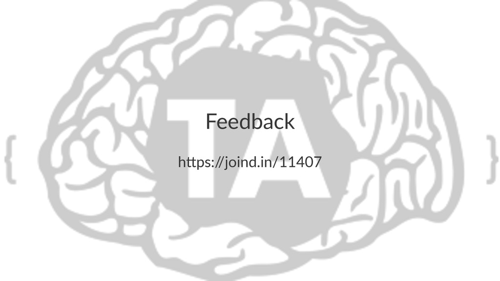 """Feedback h""""ps:/ /joind.in/11407"""