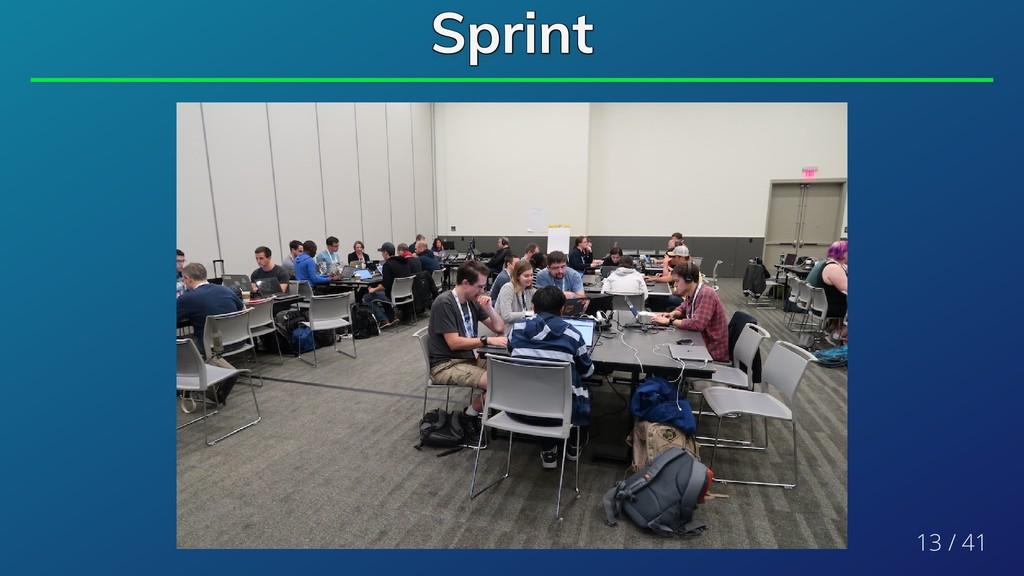 Sprint Sprint Sprint Sprint Sprint Sprint 13 / ...