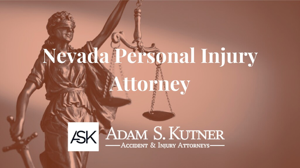 Nevada Personal Injury Attorney
