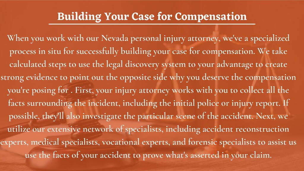 Building Your Case for Compensation When you wo...