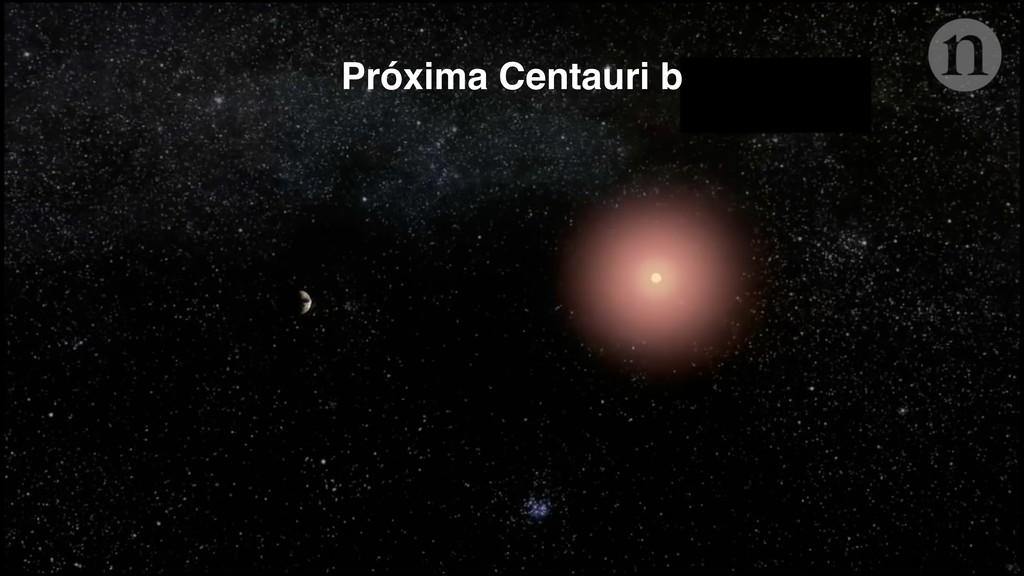 Próxima Centauri b