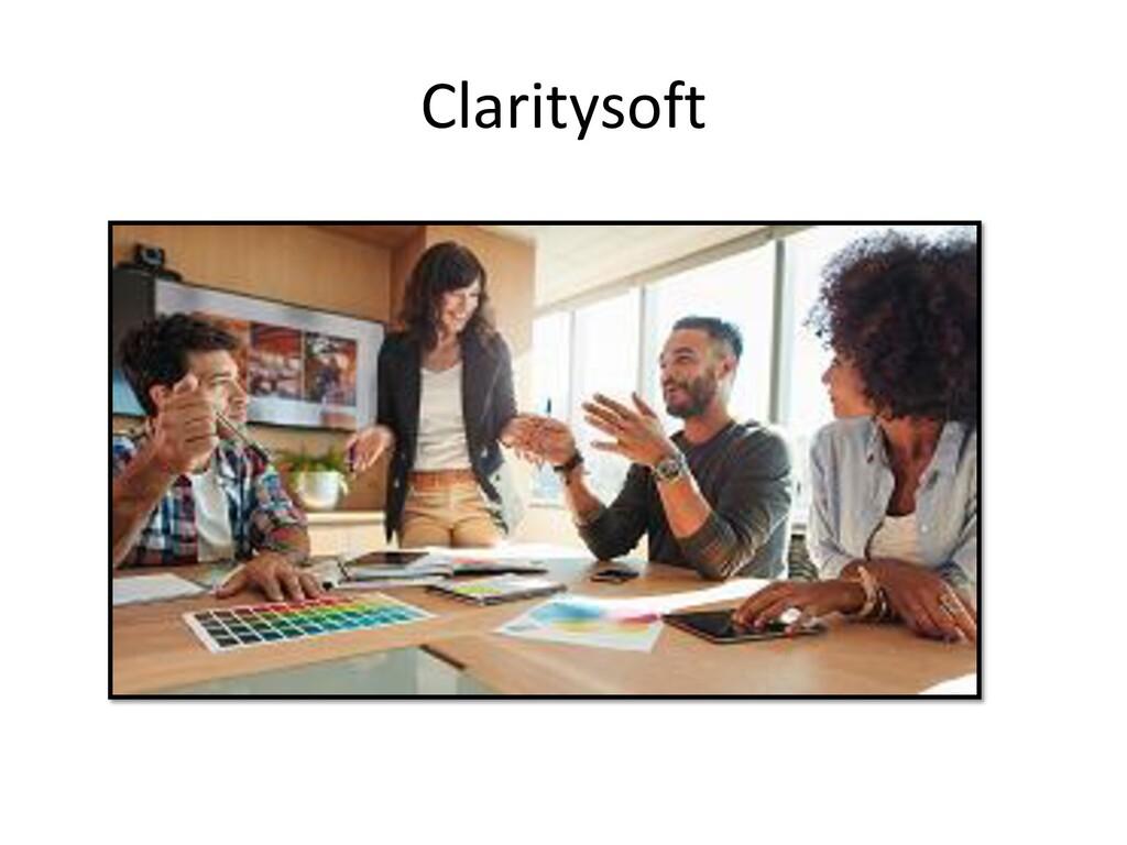 Claritysoft
