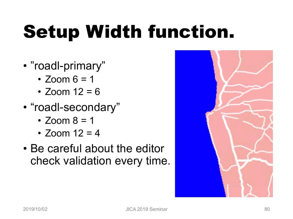 "Setup Width function. • ""roadl-primary"" • Zoom ..."