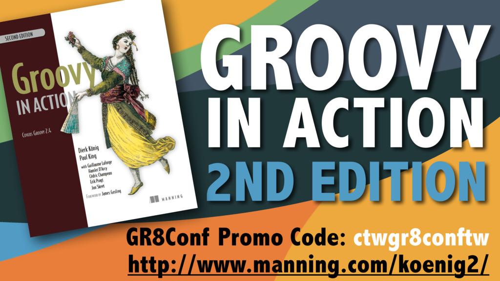 GR8Conf Promo Code: ctwgr8conftw http://www.man...