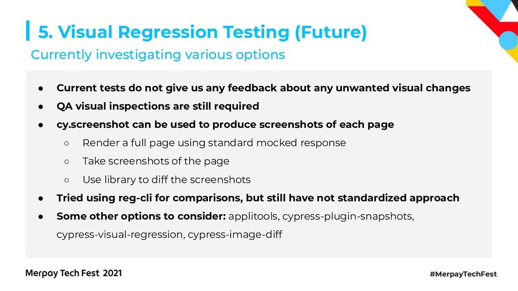 #MerpayTechFest 5. Visual Regression Testing (F...