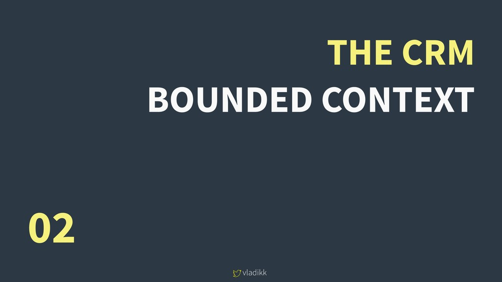 vladikk THE CRM BOUNDED CONTEXT 02