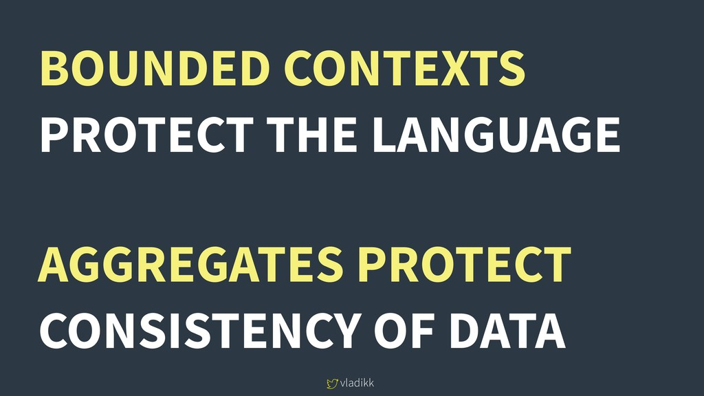 vladikk BOUNDED CONTEXTS PROTECT THE LANGUAGE A...