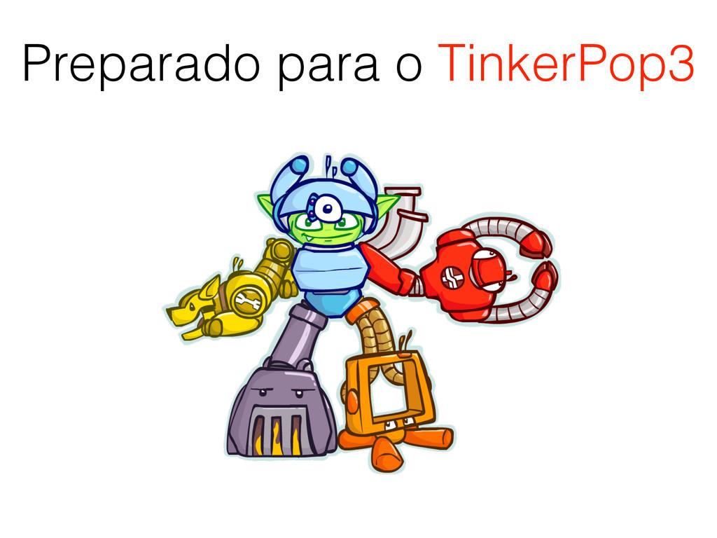 Preparado para o TinkerPop3