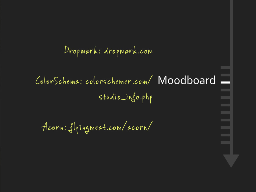 Moodboard Dropmark: dropmark.com ColorSchema: c...