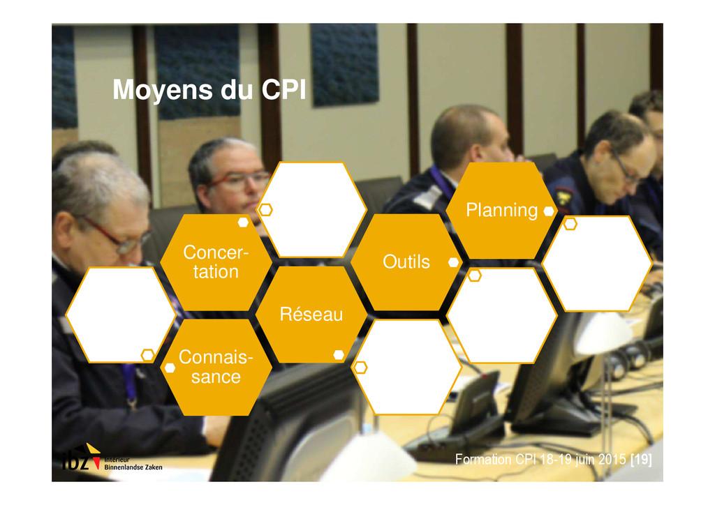 Connais- sance Réseau Concer- tation Outils Pla...