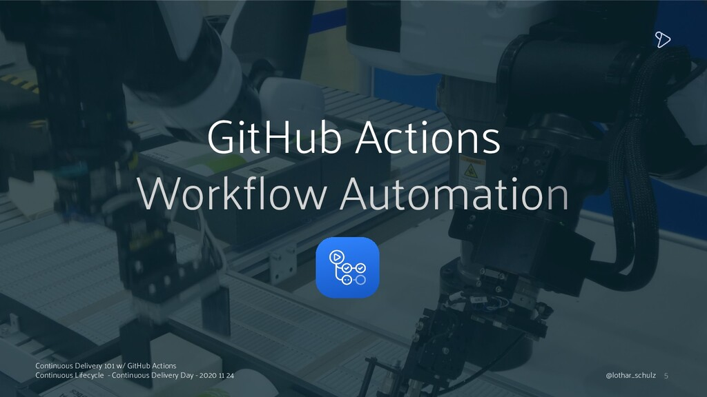 5 GitHub Actions Workflow Automation Continuous...
