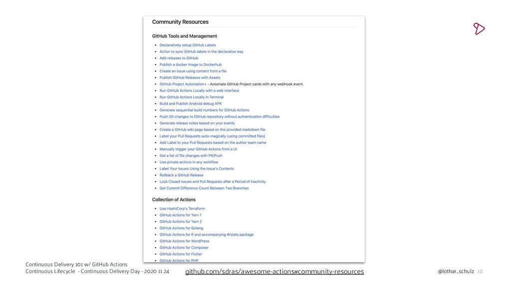 10 github.com/sdras/awesome-actions#community-r...