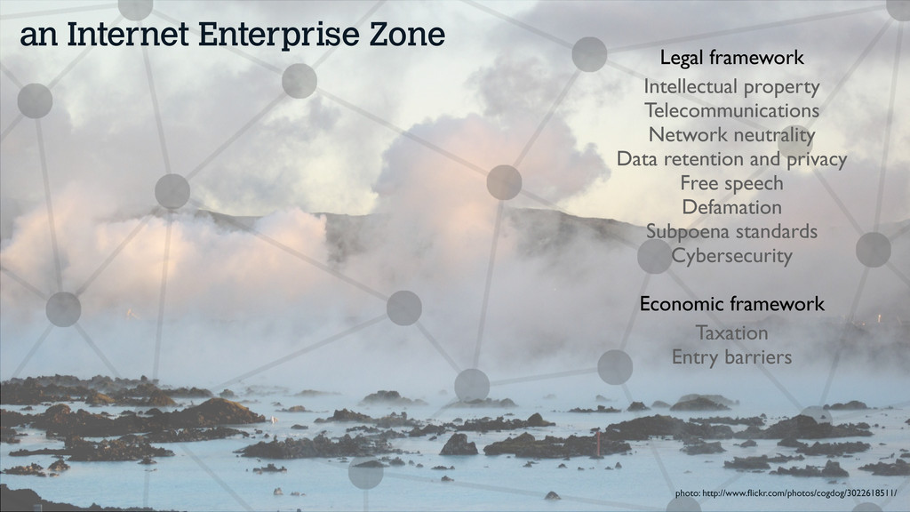 #poptech 2012 charternodes.net Legal framework ...