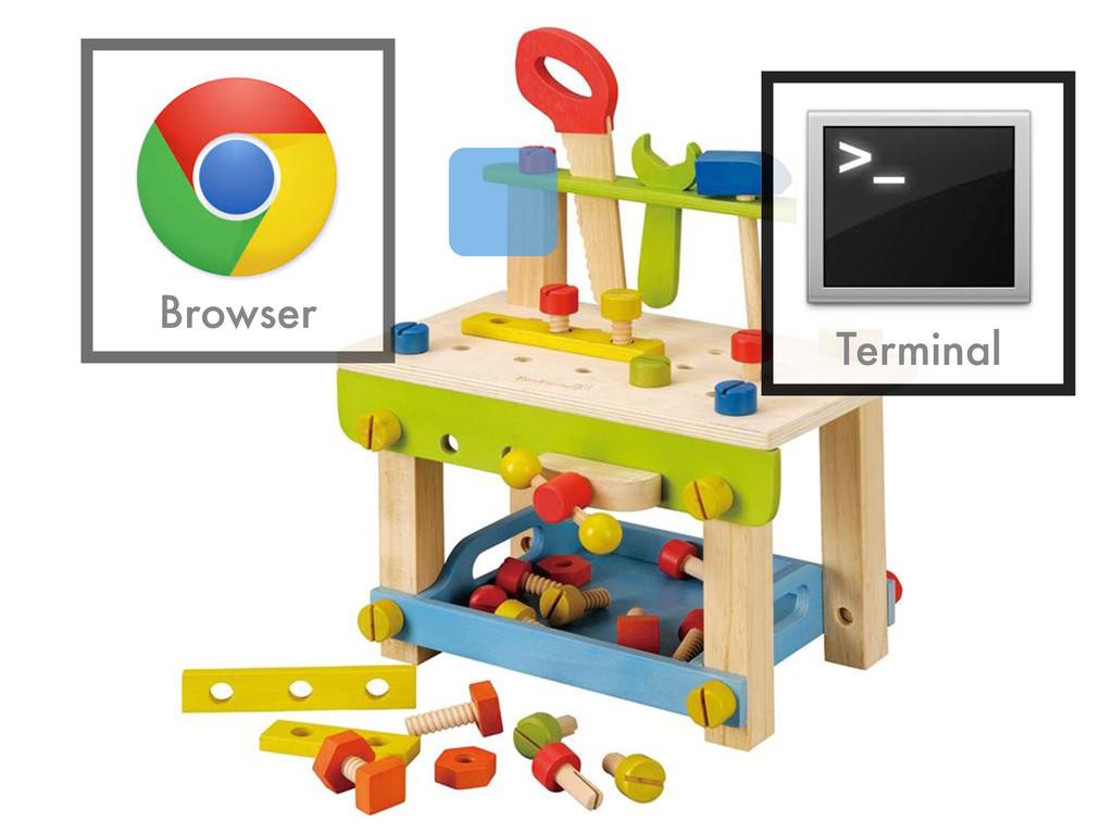 Browser Terminal