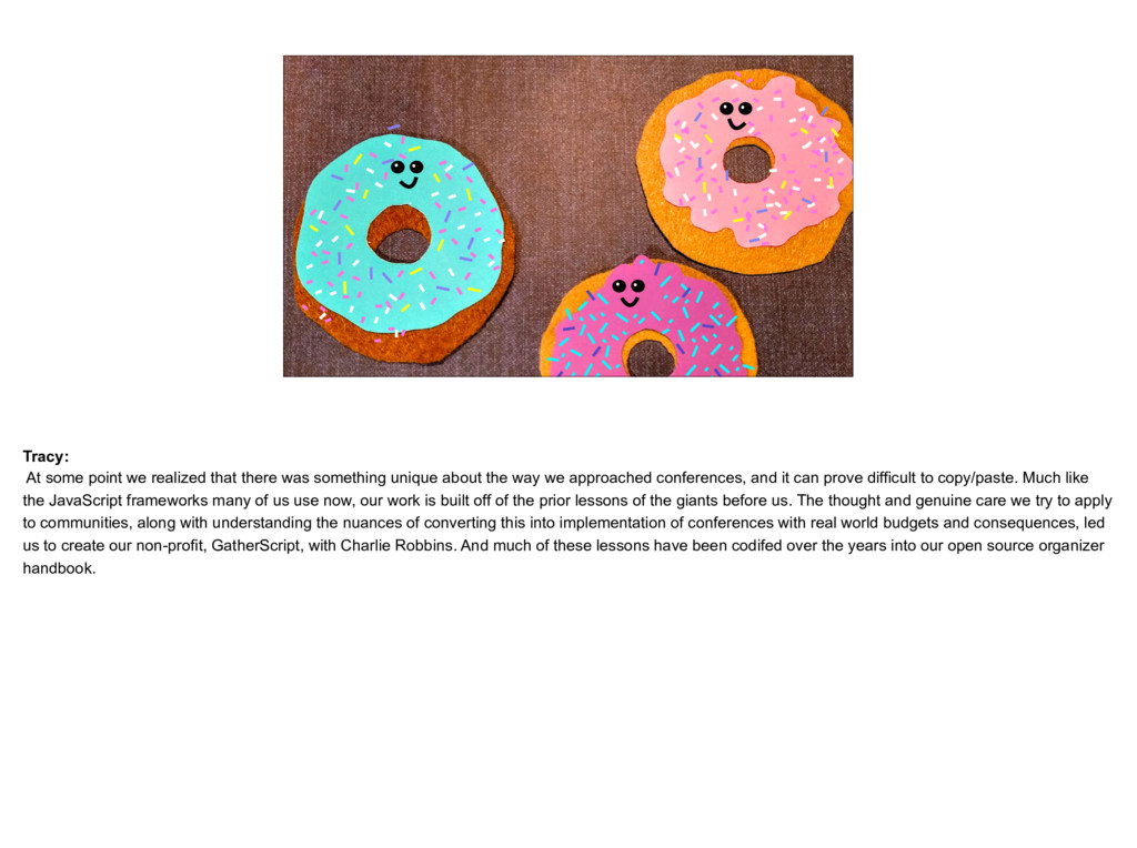 placeholder The three of us as donut people, ch...