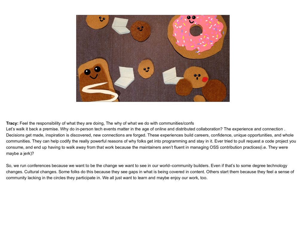 placeholder The donuts with laptops, some by th...