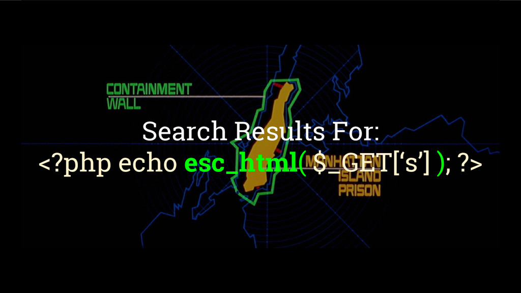 Search Results For: <?php echo esc_html( $_GET[...