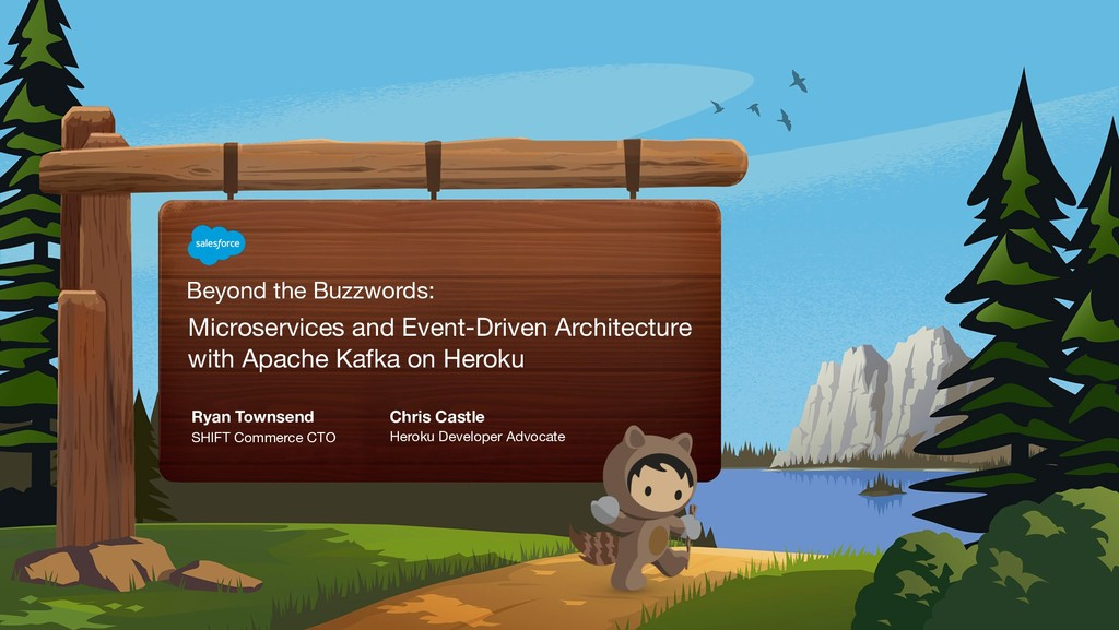 Beyond the Buzzwords: Microservices and Event-D...