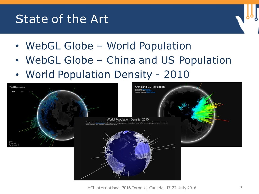 State of the Art • WebGL Globe – World Populati...