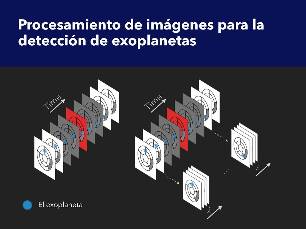 Procesamiento de imágenes para la detección de ...